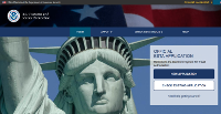 Thumbnail Image of the official ESTA USA government website